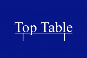 Top Table - Catering, Weddings and Events